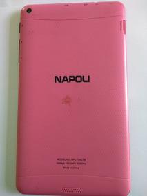 Tablet Napoli Modelo Npl 7092tb Com A Tela Quebrada