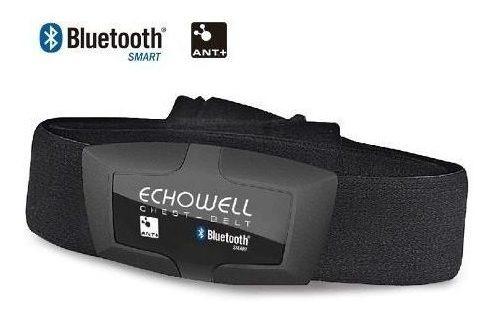 Cinta Echowell Cardiaca Dmh30 Ant+ Bluetooth Serve Em Garmin