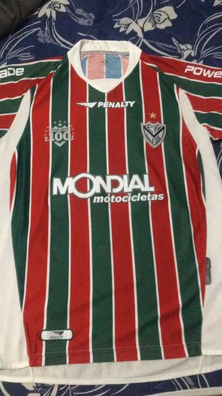 Camiseta Vélez Centenario Tricolor