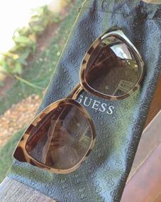 dcd62d237 Oculos De Sol Quadrado Feminino Guess - Óculos no Mercado Livre Brasil