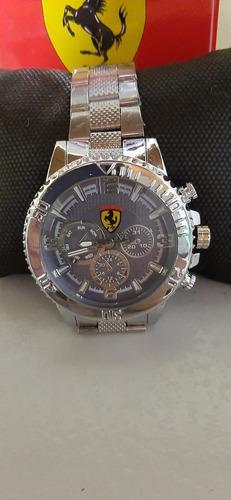 Relogio Ferrari Com Caixa
