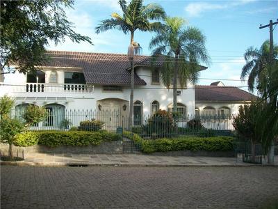 Casa Residencial À Venda, Cavalhada, Porto Alegre. - Ca0548