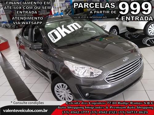 Ford Ka + Se 1.0 2021 0km Parc. A Partir De 60x999