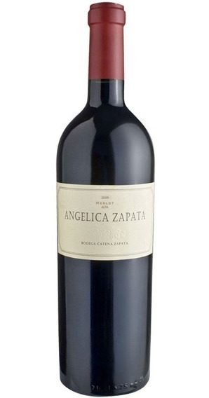 Angelica Zapata Merlot 2009