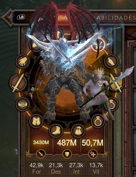 Melhor Kit Barbaro Diablo 3 (hardcore) Xbox One + Brinde