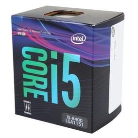 Processador Intel Core I5-8400 4.0ghz 8°geração Lga1151 9mb
