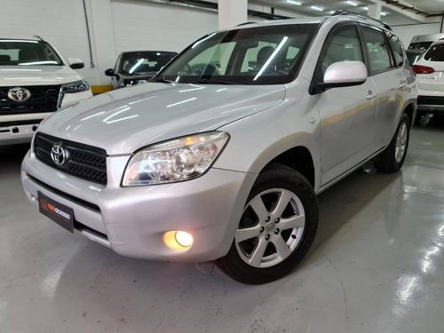 Imagem 1 de 15 de Toyota Rav4 2.4 4x4 16v Gasolina 4p - 06/07 - Blindada!