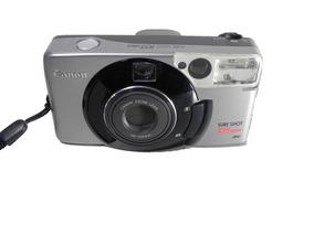 Câmera Canon Sure Shot 105 Zoom No Estado