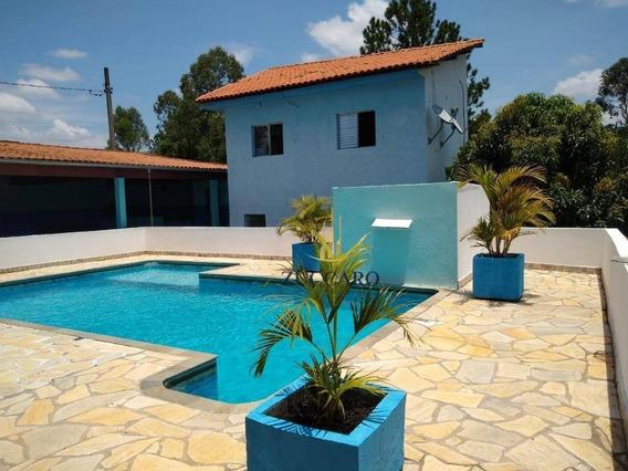 Chácara Com 5 Dormitórios À Venda, 2500 M² Por R$ 650.000,00 - Caioçara - Jarinu/sp - Ch0085