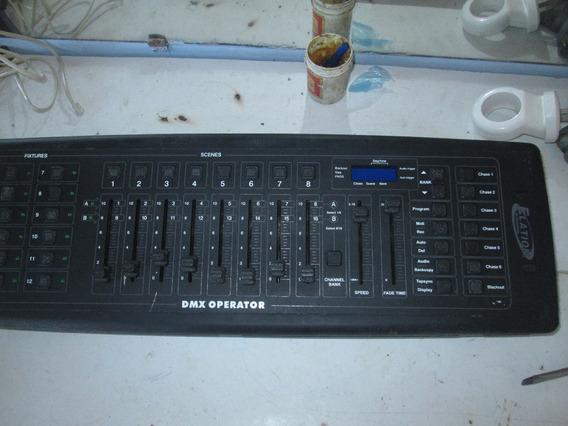 Controlador Dmx Elation Dmx Operator 120v Nuevo