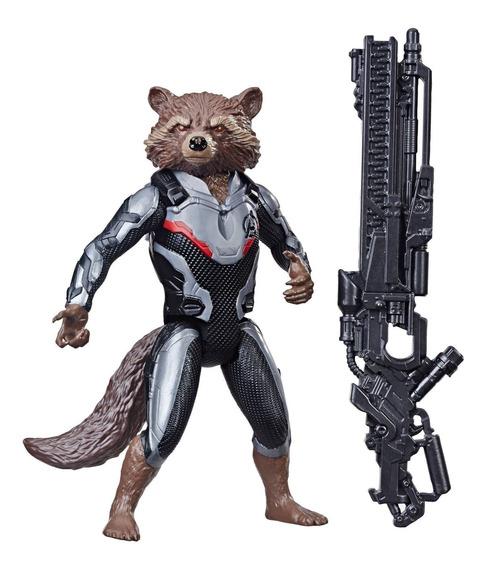Marvel Avengers Endgame Titan Hero Series Rocket Raccoon