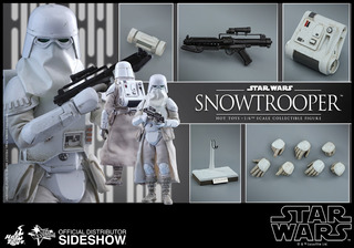 1/6 Star Wars - Snowtrooper