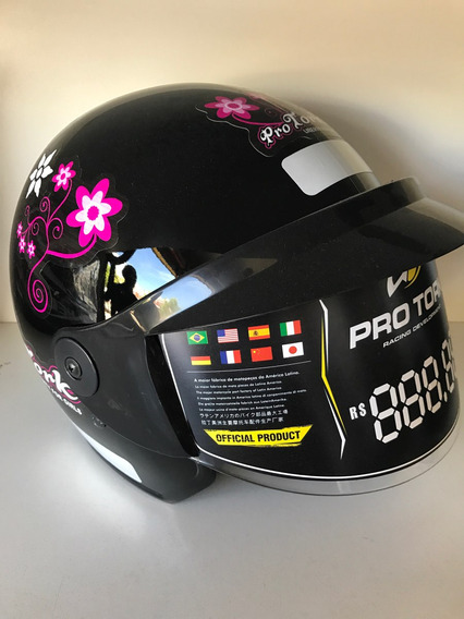 Capacete Pro Tork Liberty For Girls