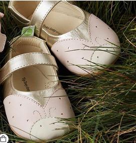 Sapato Tip Toey Joey Dolly Ladybirdy Infantil Menina