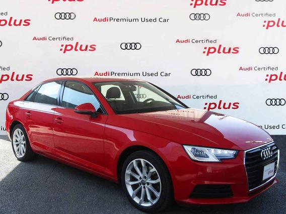 Audi A4 2017 4p Dynamic L4/2.0/t Aut