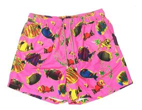 Shorts Vilebrequin Rosa L E Xl Novo