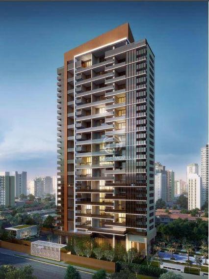Apartamento Com 4 Suítes À Venda, 278 M² Por R$ 8.976.000 - Vila Olímpia - São Paulo/sp - Ap24974