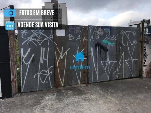 Te0032 - Terreno À Venda, 6053 M² Por R$ 13.000.000 - Jaguaribe - Osasco/sp - Te0032