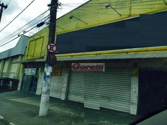 Prédio Comercial Para Locação, Jardim Odete, Itaquaquecetuba. - Pr0034