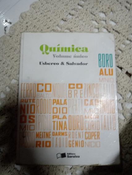 Livro Vol Unico Quimica 9 Ed .