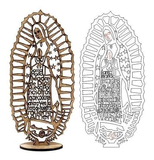 Virgen De Guadalupe Para Pintar En Durango En Mercado Libre
