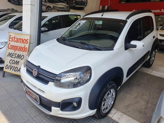 Fiat Uno - 2016/2017 1.0 Firefly Flex Way 4p Manual