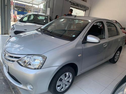Etios Sedan X 1.5 Flex - Montes Car
