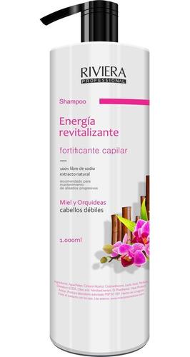 Shampoo Riviera 1 Lt. Miel Y Orquideas