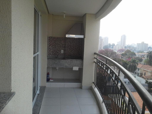 Apartamento 105m², 3 Dormitórios E 2 Vagas A 20 Minutos Da Estação Jabaquara! - 6710