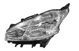 Optica Izquierda Valeo Peugeot 208 2013-2020