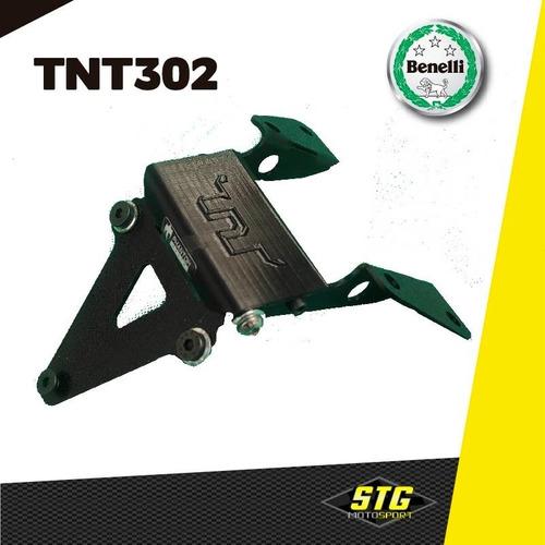 Imagen 1 de 3 de Portapatente Fender Rebatible Stg Tnt302