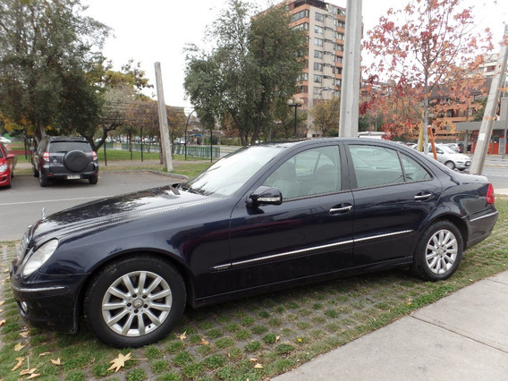 Mercedes Benz E350 3.5 Aut. Cuero