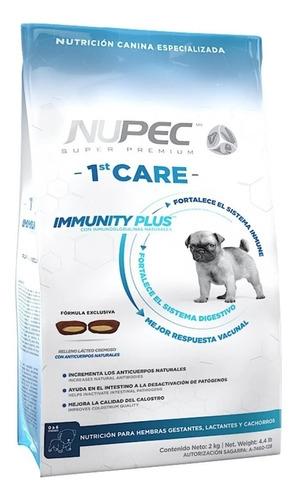 Imagen 1 de 1 de Alimento Nupec Nutrición Especializada 1st Care para perro todos los tamaños sabor mix en bolsa de 2kg