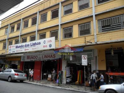 Sala Comercial Para Locação, Centro, Fortaleza. - Sa0062