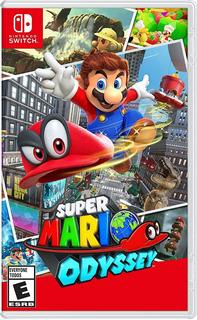 Super Mario Odyssey / Nintendo Switch