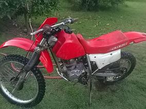 Honda Xr 200r Modelo Japones