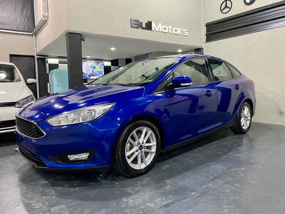 Ford Focus Iii 1.6 Sedan S 2015