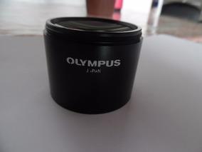 Lente Auxiliar Para Microscópio Estéreo, Marca Olympus.