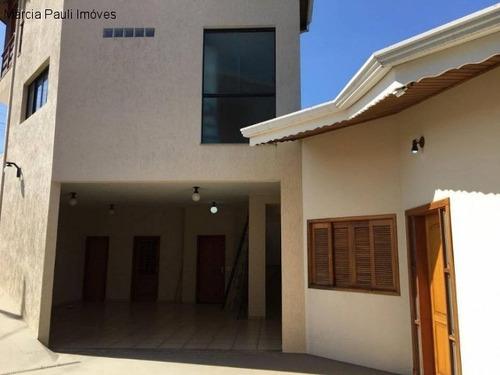 Imagem 1 de 13 de Sobrado A Venda E Permuta No Torre São José - Jundiaí/sp. - Ca04266 - 69820304