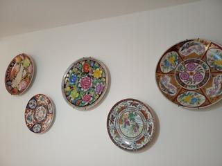 Platos De Porcelana Decorativos