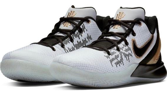 Tenis Nike Kyrie Flytrap Silver/white Basketball Nba