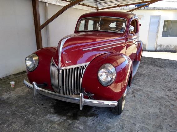 Ford Deluxe 1939 - Landau - Galaxie