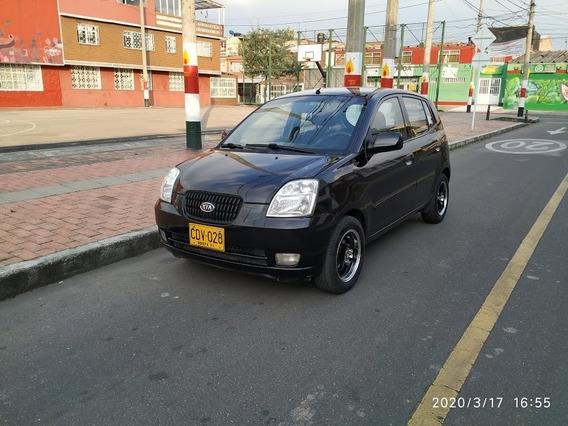 Kia Picanto Lx 2.008 Bueno Y Barato