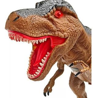 Tiranosaurio Rex Dinosaurio Luz Camina Y Sonido Jurassic