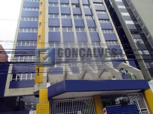 Venda Sala Comercial Santo Andre Centro Ref: 130174 - 1033-1-130174