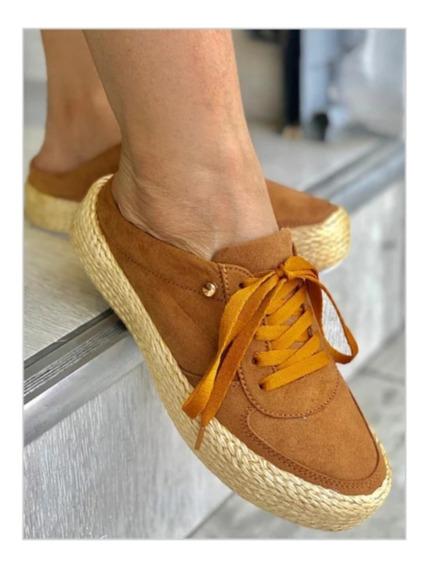 Zapato Dama Deportivo Yute Spring Gam006