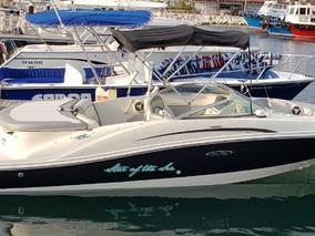 Lancha Bote Sea Ray Sport 185 Motor Mercury