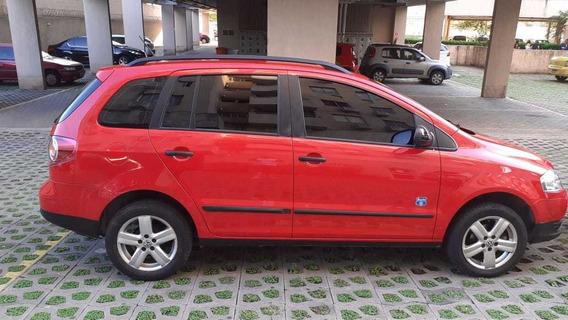 Volkswagen Spacefox 1.6 Route Total Flex 5p 2009