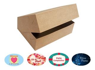 Caja Multiusos Ideal Para Desayunos ( $ 39 C/u)