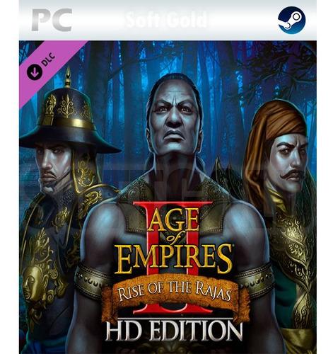 Imagen 1 de 6 de Age Of Empires 2 Ii 2013 Rise Of The Rajas   Pc   Steam